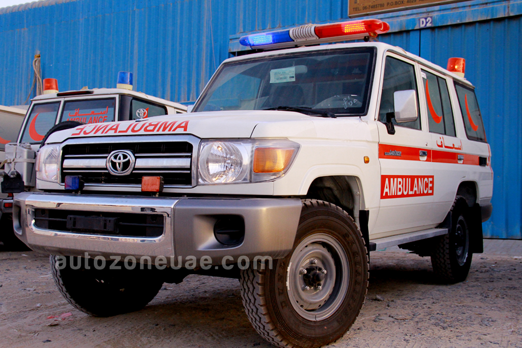 c03cbef738 Toyota Land cruiser 4x4 Ambulance 76 series