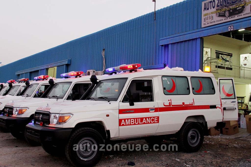 Nj2044xjhg Iveco 4wd Ambulance For Sale Lhd 4x4 Off Road