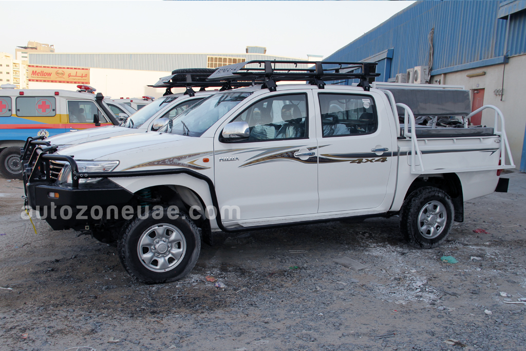 Armored Truck For Sale >> TOYOTA ARMORED SECURITY FORCES VEHICLE | Autozone Uae