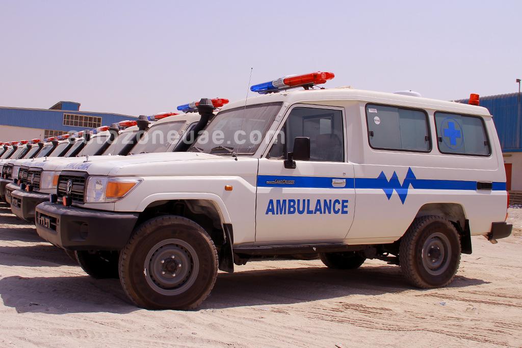 Buy used 2004 Ford F450 XLT SD Ambulance, 4x4, Diesel