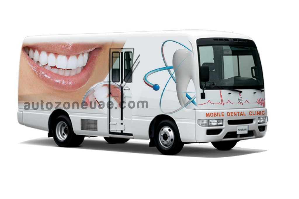 Mobile Dental Clinic Autozone Uae