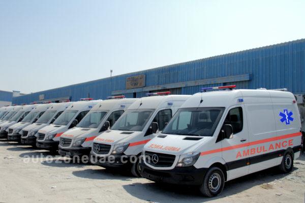 Ambulance | Autozone Uae